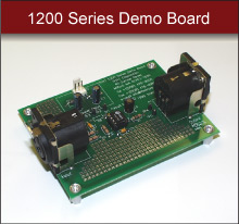 1200 Series Demo Board