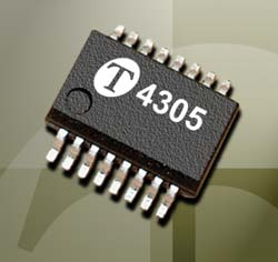 THAT 4305 Low-cost Analog Engine IC